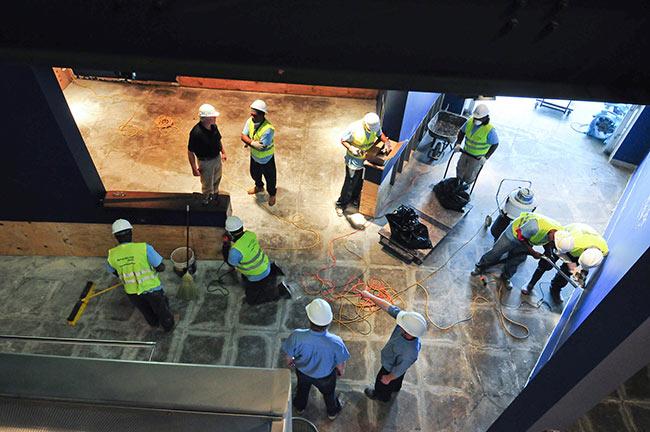 Commercial Property Restoration